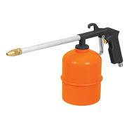 Pistola De Aire Truper Para Limpieza Motores 1 Lt