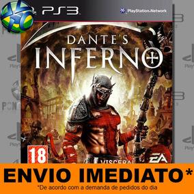 Dantes Inferno - Ps3 - Código Psn - Promoção !!