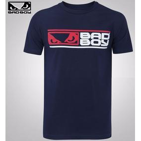 Camiseta Bad Boy Us Marinho