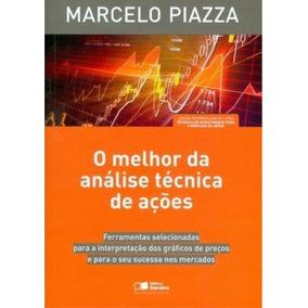 Livro O Melhor Da Análise Técnica Do Mercado De Ações
