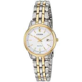 Citizen Womens Eco-drive Bracelet Quartz Stainless Steel Wat