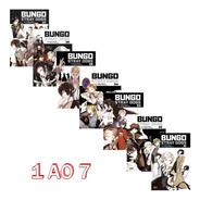 Bungo Stray Dogs 1 Ao 7! Mangá Panini! Novo E Lacrado