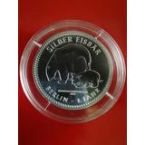 Moneda De Plata 99.99% Berlin