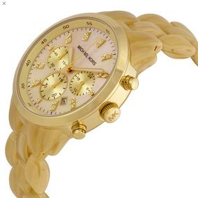 Relógio Michael Kors Mk5217 Madrepérola Original + Caixa