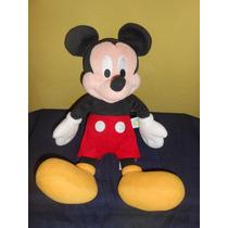 Peluche Mickey Mouse Canta En Ingles 40 Cms Original