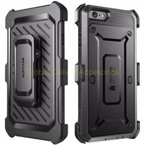 Supcase Iphone 6 Plus Protector Case Gancho / Mica Integrada