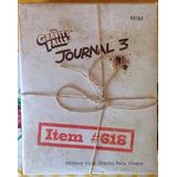 Diario N°3 Gravity Falls Edición De Colección En Stock