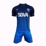 Uniforme Boca Juniors 2017