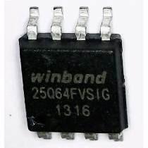 Memoria Flash 25q64 Grabadas Para Tv Philips Modelo Pfl3008