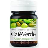 Cafe Verde En Cápsulas, Rapido Quemador De Grasa Natural