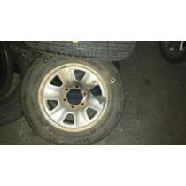 Roda De Ferro + Pneu Hankok R16 235/60 6 Furos Para S10 Ls L