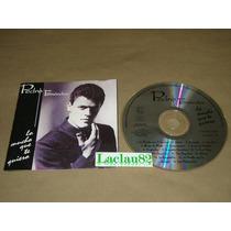 Pedro Fernandez Lo Mucho Que Te Quiero 1993 Polygram Cd #2