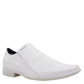 Sapato Masculino Ferracini Casual Branco Bragança | Zariff