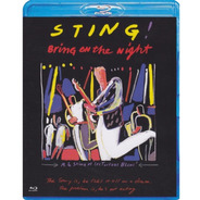 Sting - Bring On The Night - Blu-ray - Michael Apted