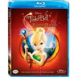 Blu-ray - Tinker Bell E O Tesouro Perdido - Original Lacrado