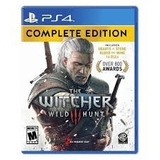 Juego Ps4 The Witcher 3 Wild Hunt Complete Edition- Inetshop