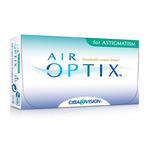 Lentes De Contacto Air Optix Astigmatismo
