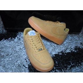 Nike Force One Bajo Ocre