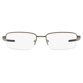 Óculos De Grau Oakley Frame Gauge 5.1 Ox5125 512503 54 Cinza 28ba1feef1