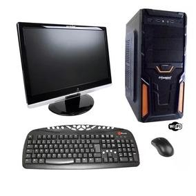 Computador Gamer Monitor Lcd 19