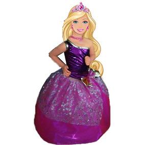 Vestido De Barbie Escuela De Princesas, Presentacion