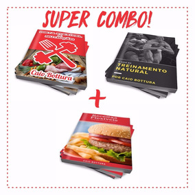 Combo Dieta Flexivel Original - 3 Ebooks
