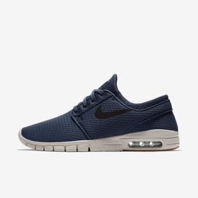 Zapatillas Nike Sb Janoski Max Azul Nuevo Ingreso Original