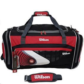 Bolso Deporte Viaje Grande Wilson 1500-24 100% Original