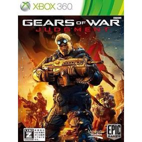Gears Of War: Judgment Xbox 360 Entrega Inmediata Ade