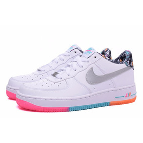 air force one mujer gris