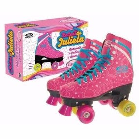 Patines Rollers Julieta Artisticos Orig. Cariñito