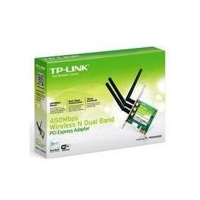 Tarjeta De Red Pci Express Inalambrica Tp-link Wireless Ban