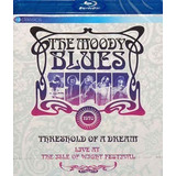 The Moody Blues - Live At The Isle Of Wight 1970 (bluray)
