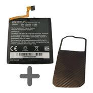 Bateria S60 Cat S60 3800mah Original + Skin Carbono Gratis