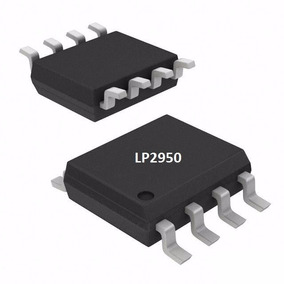 Regulador De Tensão Lp2950 Sop8 Smd Novo