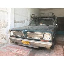 Dodge Chrysler Valiant 1966 1966
