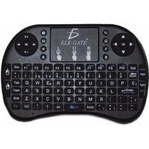 Mini Teclado Inalambrico Mouse Pad Usb Smartv Tvbox Xbox Pc