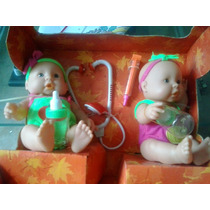 Set De Muñecas Bebes