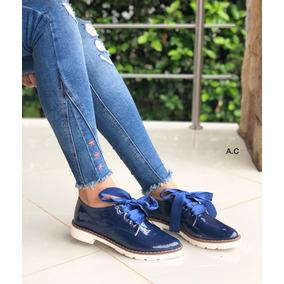 Zapatos Mujer Tenis Zapatillas Bolichero Dama. Envío Gratis