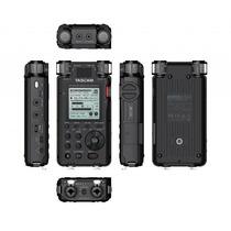 Gravador De Áudio Tascam Dr-100mkiii - Produto Oficial