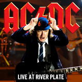 Ac Dc Cd Doble Live At River Plate Nuevo Original Sellado