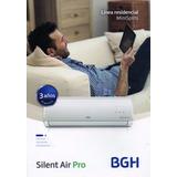 Equipo Split Aire Acondicionado 4500 Bgh Pro Frio Calor