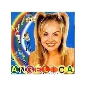 Cd Angelica - Palavrinhas Magicas - 1998