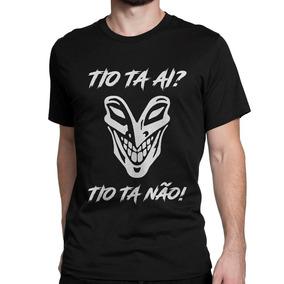 Camiseta Tio Ta Ai? Camisa Pimpimenta Lol League Of Legends