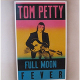 Tom Petty Full Moon Fever Vinilo Importado Sello Mca Records
