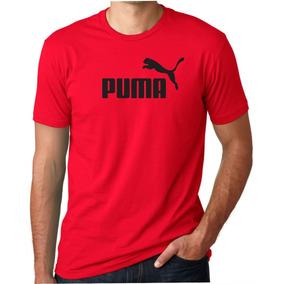 Camisetas Vermelho Puma Masculino Lac Tr Pp Ao G5