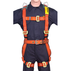 Arnes Cuerpo Completo Rescate Vertical 5437 Tulmex