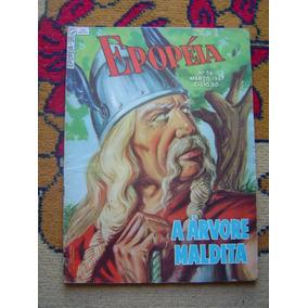 Epopeia Nº 56 - Ed-ebal De 1957 - A Esfinge Negra
