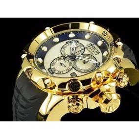 Relógio Invicta 20400 Sea Dragon Venom Bonito Dourado