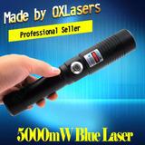 Laser Azul Mais Forte Do Mundo 5w
